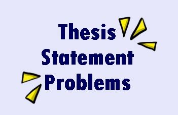 Controversial thesis statement examples